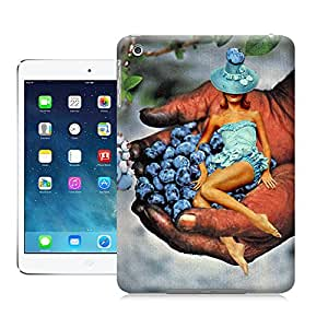 Longcase sexy lady painting picture of TPU attractive and durable cases for ipadmini