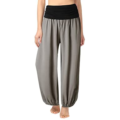 seriöse Seite amazon Vorschau von YCQUE Schnittmuster Pumphose Damen Haremshose Jeans ...