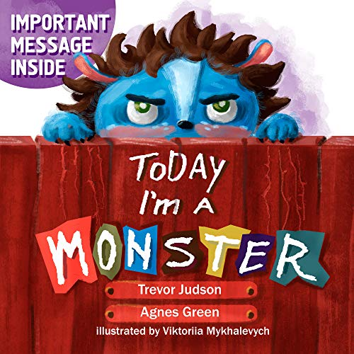 Funny Halloween Poems That Rhyme (Today I'm a Monster: Book on mothers love & acceptance. Great for teaching emotions, recognizing and accepting difficult feelings as anger & sadness. Best ... to say