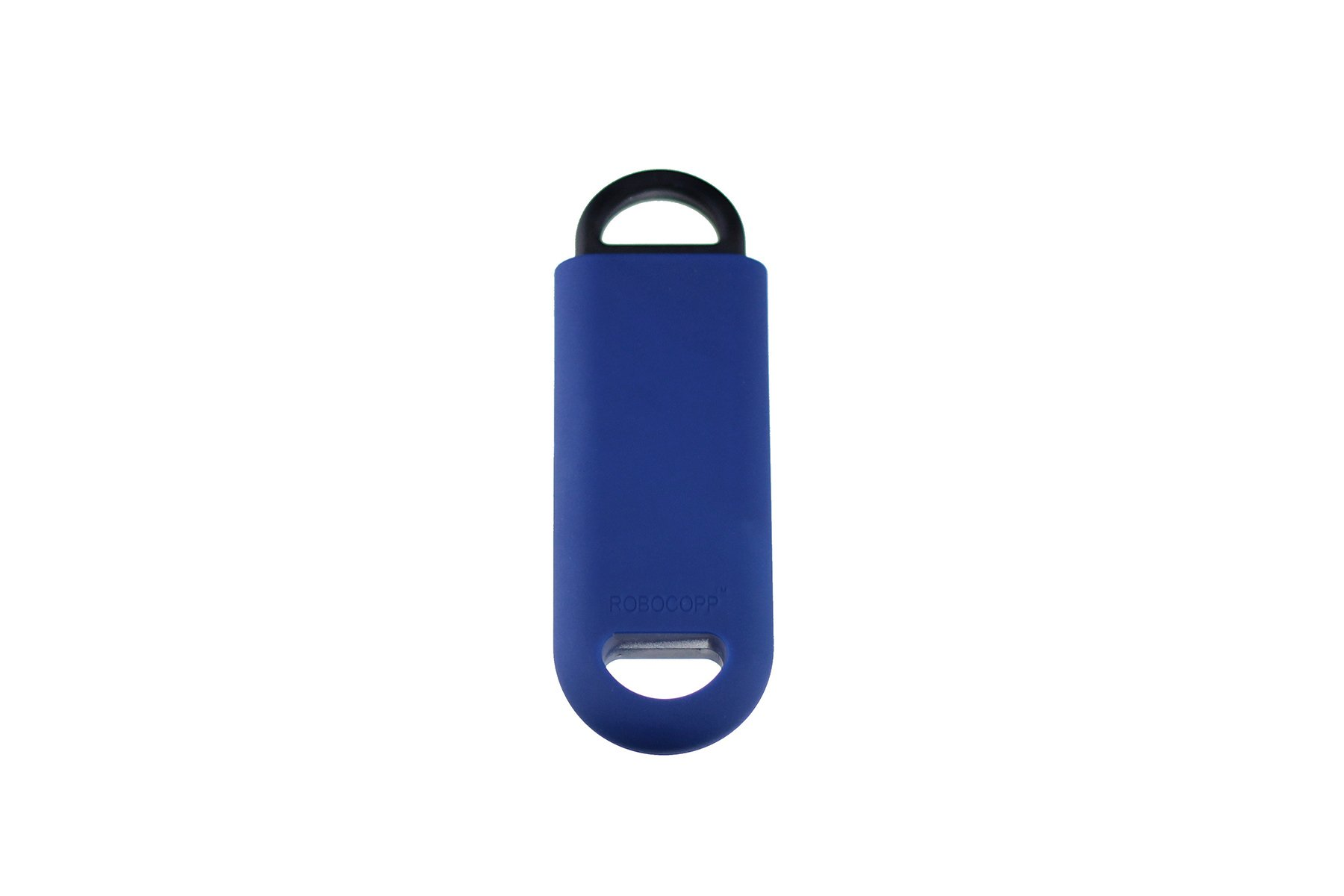 B A S U eAlarm+ with Tripwire Hook, Emergency Personal Alarm, Battery Included, Carabiner Included, Navy Blue by B A S U (Image #5)