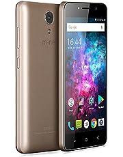 M-NET Power 1 Android 7.0 3g Smartphone con 5050mAh OTG 5.0 HD IPS 8GB ROM+1GB RAM 5MP Dual Pixel