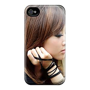 Hot Fashion GwuDINp1658IRrUY Design Case Cover For Iphone 4/4s Protective Case (thinking Of U)
