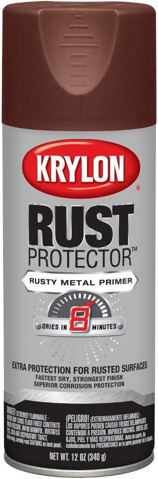 Krylon K06903700 Rusty Metal Primer
