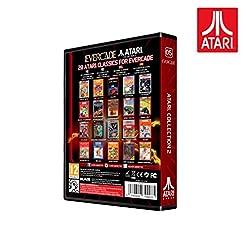 Evercade Atari Cartridge 2 (Electronic Games)