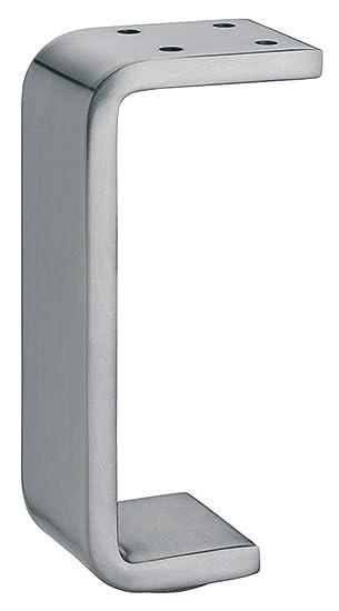 Pieds De Meuble Design En Métal Chrome Poli De Meuble Premium Pour