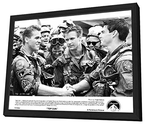 8 x 10 Top Gun Framed Movie Photo
