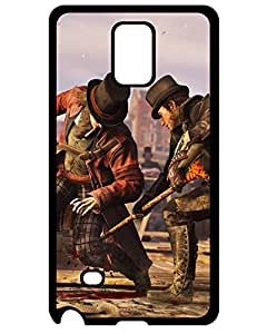 Hot 8363664ZA117644566NOTE4 New Fashionable Cover Case Specially Made For Samsung Galaxy Note 4(Assassin's Creed: Syndicate) FIFA Game Case's Shop
