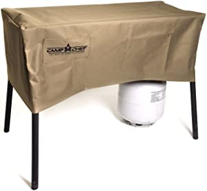 Camp Chef Patio Cover for 3 Burner Stoves with Removeable Legs