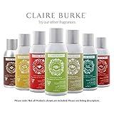 Claire Burke Vanilla Bean Home Fragrance Spray Pack of 6 - 3 Ounces