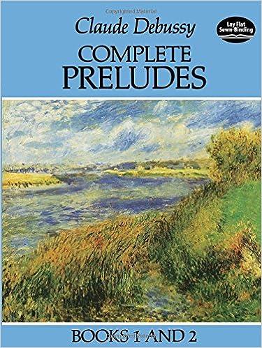 Complete Preludes Books 1 and 2