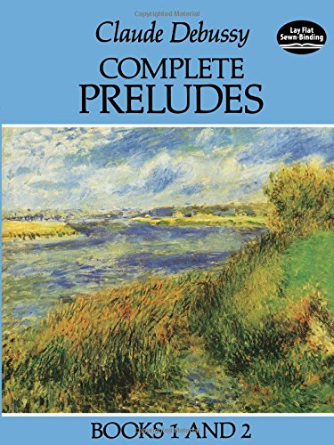 Complete Preludes, Books 1 and 2 (Dover Music for Piano)