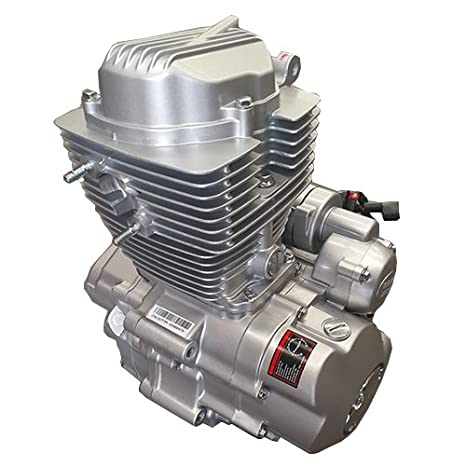 Amazon com: X-PRO 4-stroke Vertical ATVs Engine with Manual