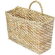 Bolsa Retangular de Taboa 40x17x47 cm