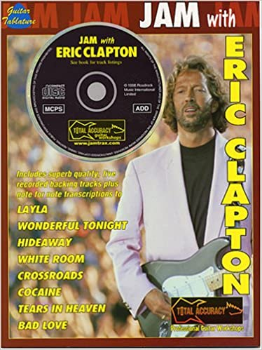 Clapton Eric - Jam With Clapton Eric + Cd