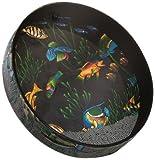 Remo 12'' Ocean Drum, Fish Design Head