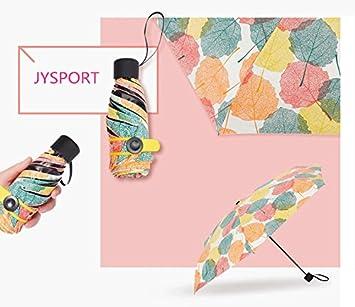 Paraguas plegable JYSPORT - Paraguas ligero–Duradero y resistente al viento