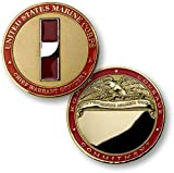 U.S. Marines Chief Warrant Officer 3 Engravable Challenge Coin by Northwest Territorial Mint