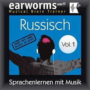 Russisch (vol.1): Lernen mit Musik Speech