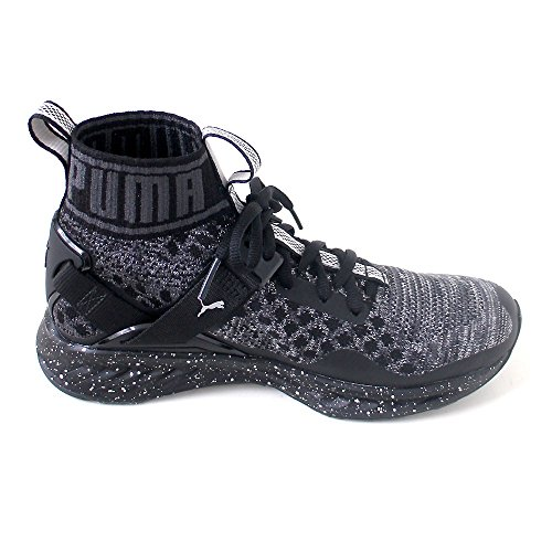 Total Metal Wn's 189896 Puma Ignite Black Noir Sneakers Evoknit 01 qXwqSfR