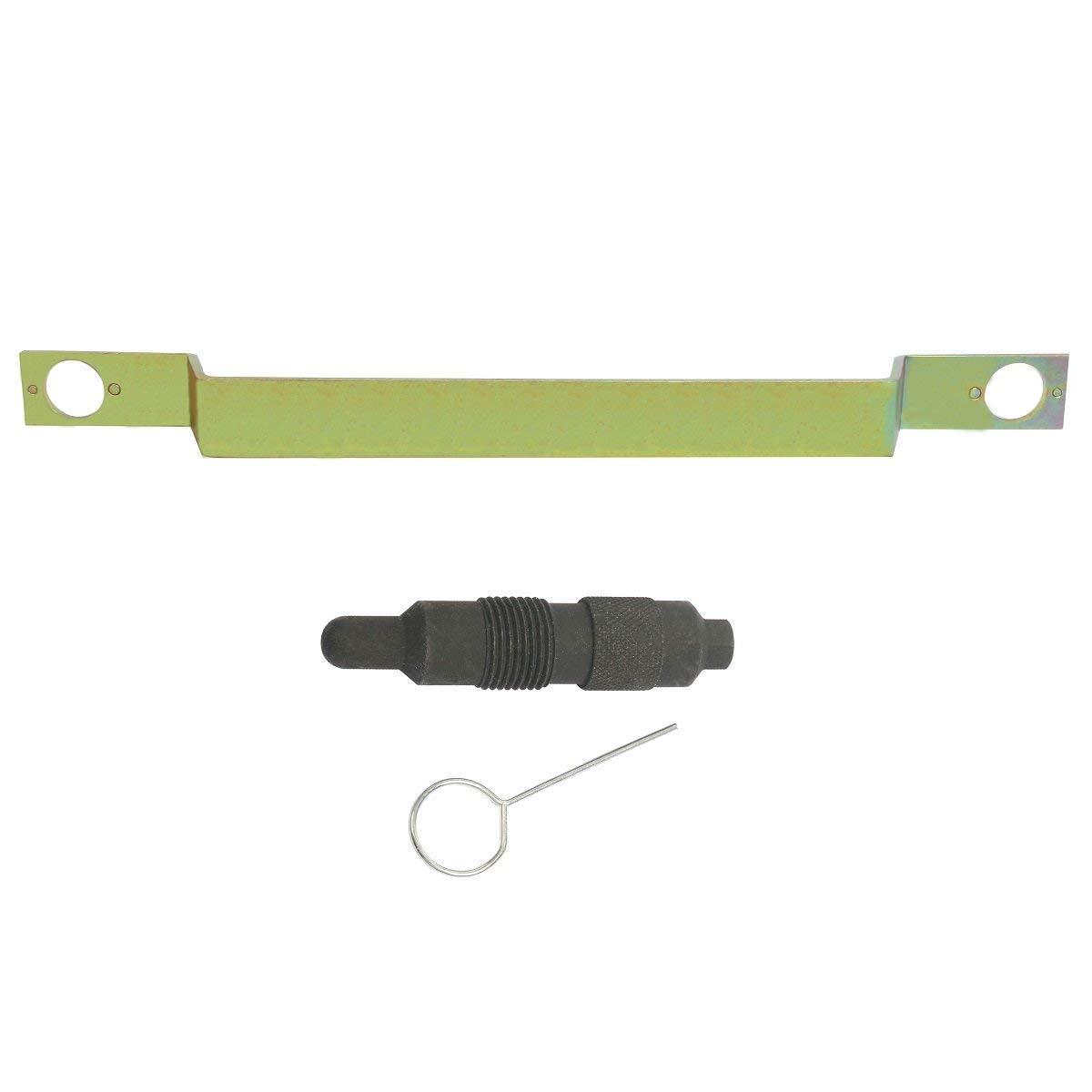 8MILELAKE Camshaft Alignment Engine Cam Timing Locking Holding Tool Kit Compatible for VW Audi V6 S4 A6