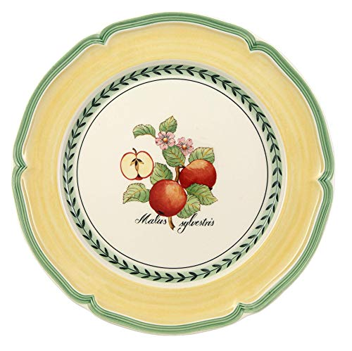 Villeroy & Boch French Garden Valence Dinner Plate, Apple (Garden Boch Dinner French)