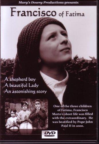 20890eab04a Francisco of Fatima, Blessed, DVD Film, Our Lady of Fatima, Jacinta and  Francisco Marto, Fatima Children, Catholic, Portugal, Prayer, Faith and  Spirituality ...