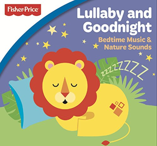 Price comparison product image Lullaby and Goodnight - Bedtime Music & Nature Sounds Kids Music CD