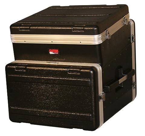 Gator 10U Top, 6U Side Console Audio Rack (GRC-10X6)