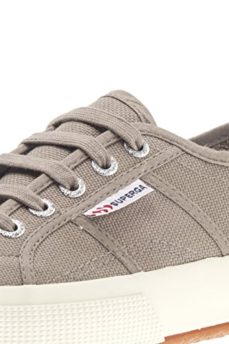 mushroom Superga Classic Gris Baskets C26 2750 cotu Adulte Mixte UxgC4x