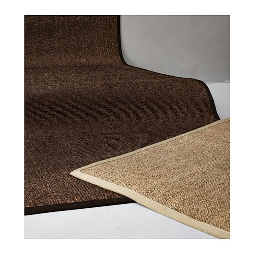 Ikea Osted Rug Flatwoven Natural 133x195 Cm Amazonco