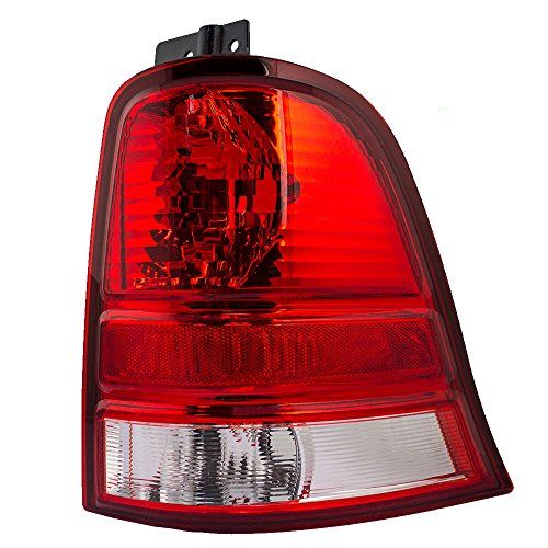 Passengers Taillight Tail Lamp Lens Replacement for Ford Van 6F2Z 13404 AA AutoAndArt - Ford Freestar Van