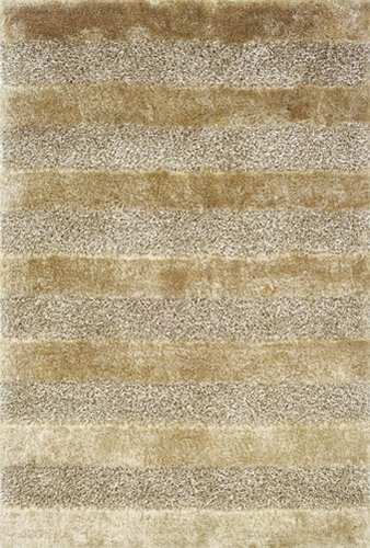 Oriental Weavers 27204 Champagne Fusion Area Rug, 3-Feet 6-Inch by 5-Feet 6-Inch
