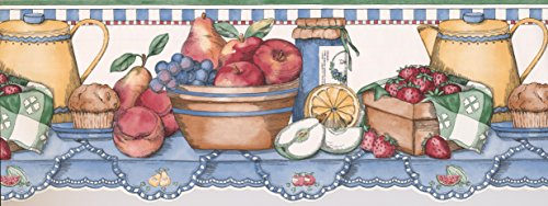 Kitchen Wallpaper Border | Wallpaper Border Kitchen Wallpaper Border 3013 Sc Chat Central Huron