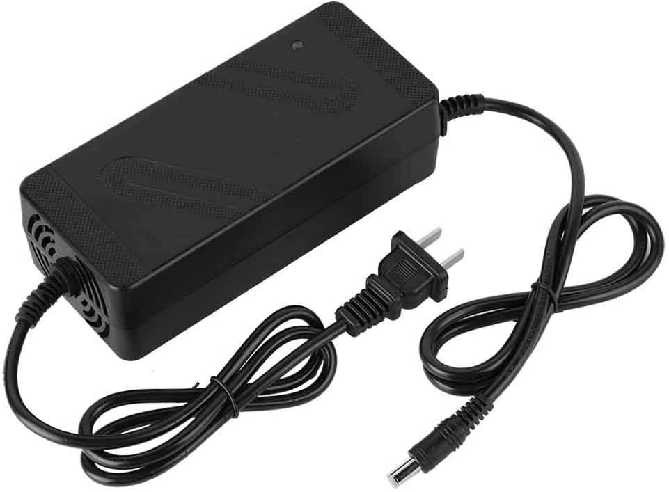 Ebike Li-ion LiPo DC Head Lithium Battery Charger for Electric Bicycle 48V
