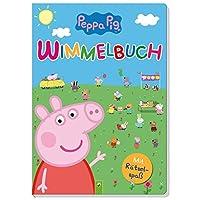 Peppa Pig Wimmelbuch: Mit Rätselspaß