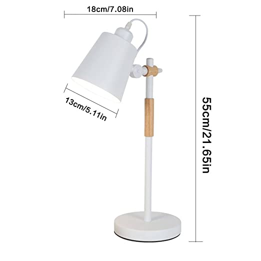 Amazon.com: Table lamp Eyes Learning College Dormitory Desk ...