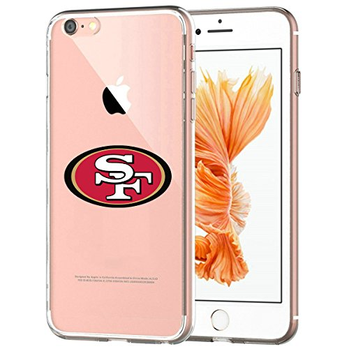 iPhone 7 Slim Fit Silicone Flexible Case, Transparent Protective Soft Back Cover with Slim Protection and Premium Clarity for Apple iPhone 7- Crystal Clear