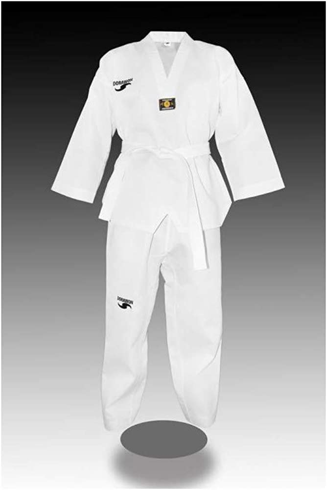 Dorawon Club Dobok Uniforme de Taekwondo