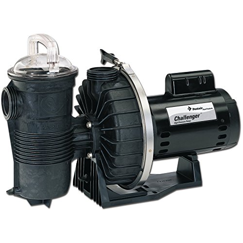 Pentair Challenger High Flow 1 Horsepower In Ground Pool Pump - 343233 by Pentair