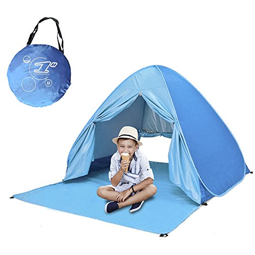 Automatic Pop Up Instant Portable Outdoors Quick Cabana S...