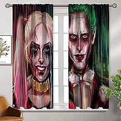 51dAl2JiOpL._AC_UL250_SR250,250_ Harley Quinn  Curtains