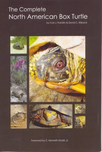 North American Box Turtles - Complete North American Box Turtle