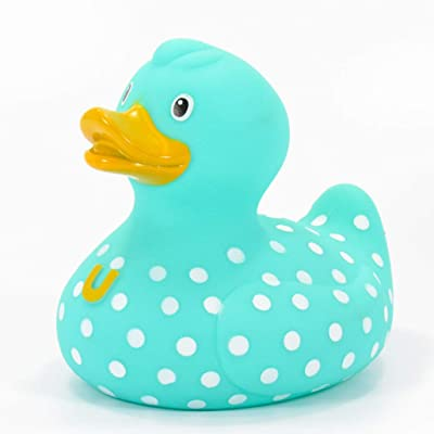 "Darling Rubber Duck Bath Toy by Bud Duck | Elegant Gift Packaing ""Darling, Darling, I'm hardley a cheap duck! 