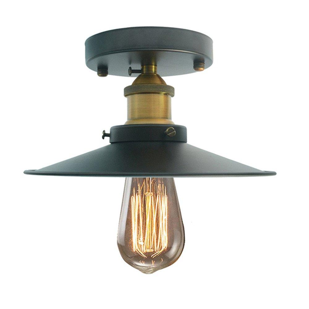 Amazon.com: Vintage Ceiling Lights Lamparas De Techo lustre ...