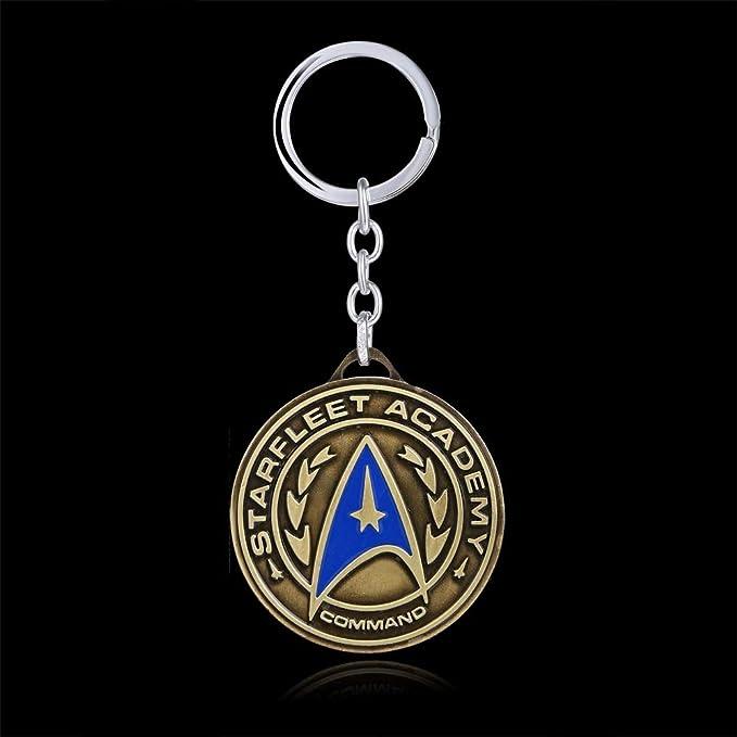 Value-Smart-Toys - Movie Gifts Star Trek Key Chain Bronze ...