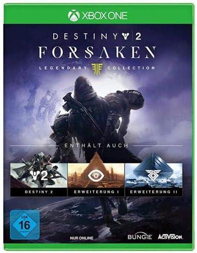 Destiny 2: Forsaken – Legendary Collection - Xbox One [Importación ...