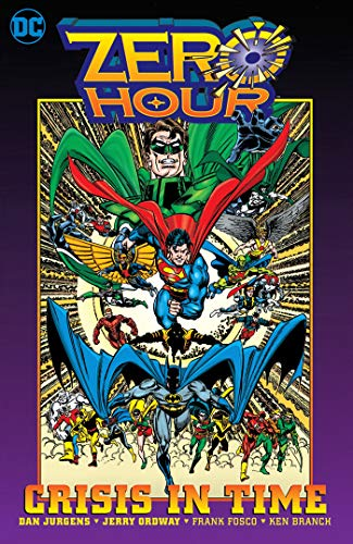 How to find the best dc comics zero hour for 2020?