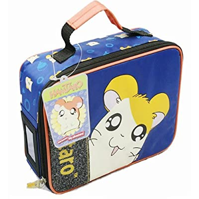 Hamtaro Lunch with Water Bottle: Lunch Boxes: Kitchen & Dining