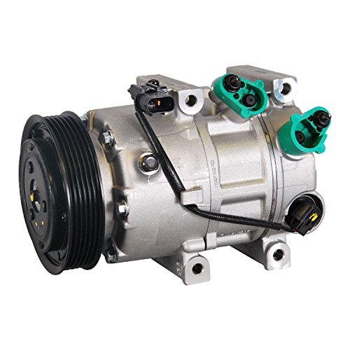 Denso (471-6044) New A/C Compressor with ()