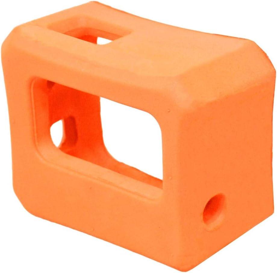 Liuzheng For Waterproof camera Floaty Case for GoPro HERO7 Orange Color Orange